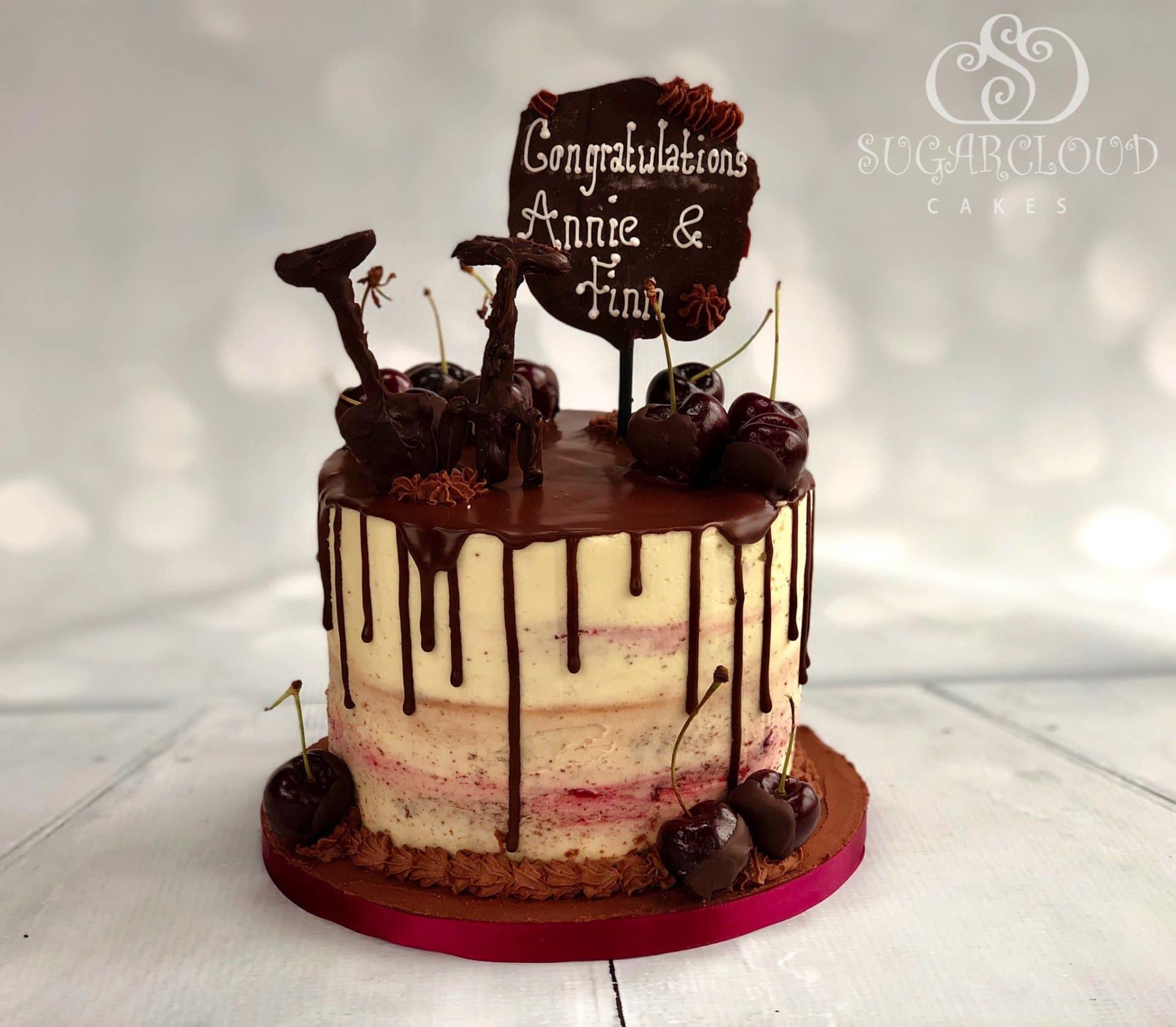 Phenomenal Sugar Cloud Cakes Cake Designer Haslington Crewe Cheshire A Funny Birthday Cards Online Fluifree Goldxyz