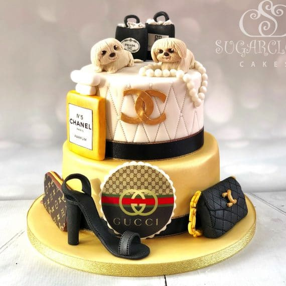 Designer themed Cake