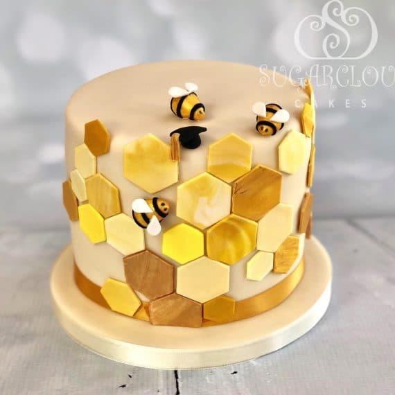 A University of Manchester Graduation Cake