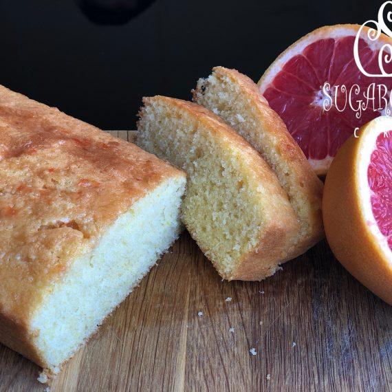 Pink Grapefruit Sponge