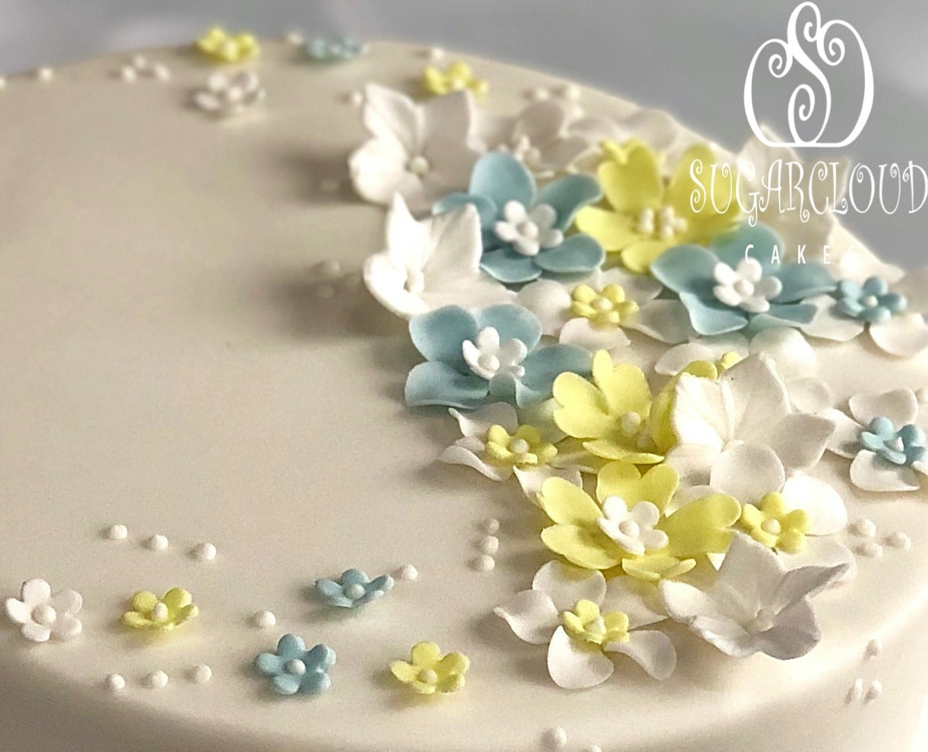 A Rich Fruit Wedding Cake, Crewe Hall