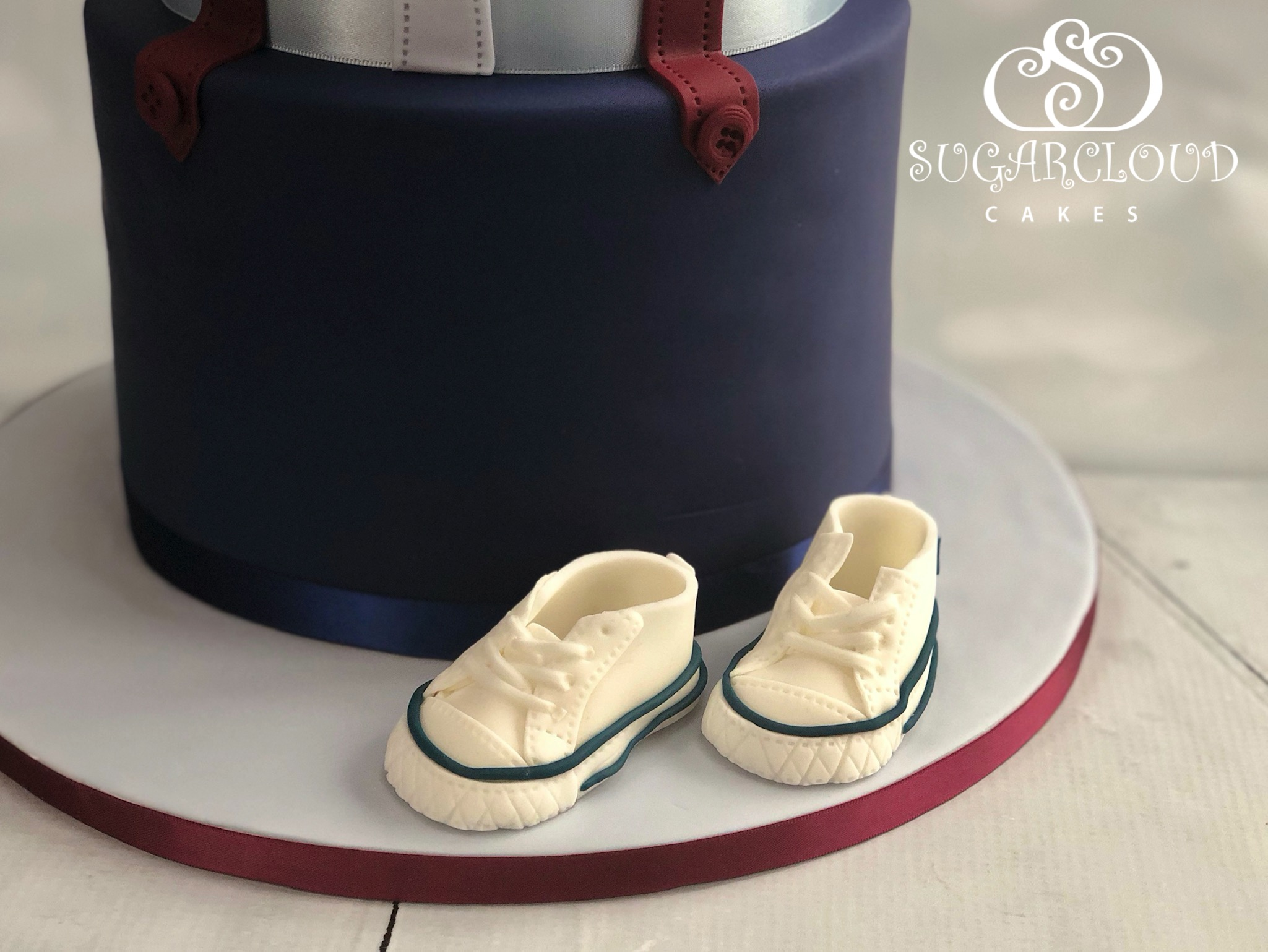 A Christening Cake for Jacob